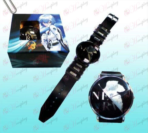 EVA אבזרים שחור שעונים