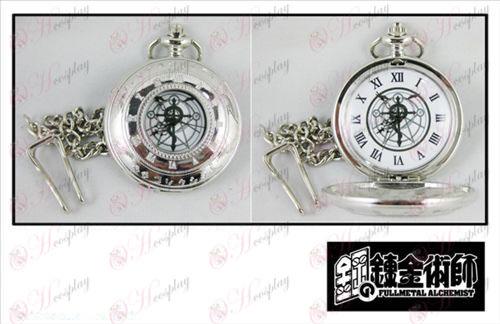 אבזרים אלכימאי חלולים כיס שעון Fullmetal קנה המידה