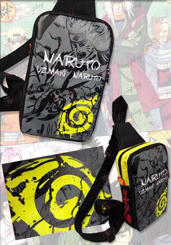 15-207 ombro bolsa de Naruto Konoha