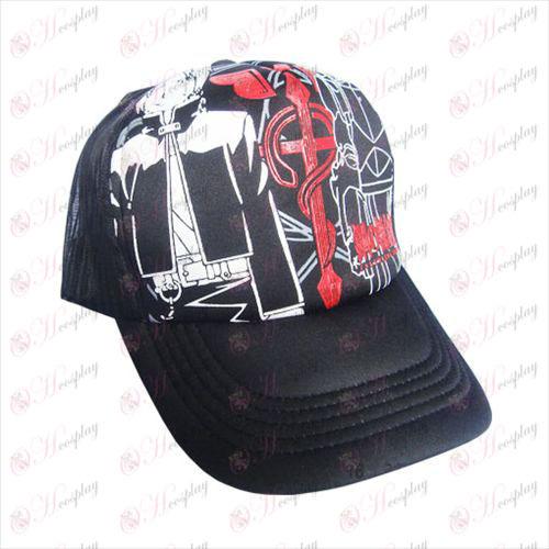 כובע גבוה נטו - זיקוק פלדה