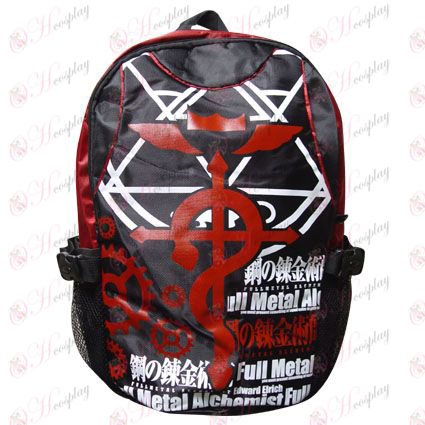 Stahl Raffination Backpack