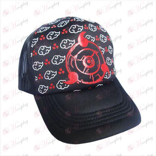 Chapeau haut-net - Naruto écrire des yeux ronds