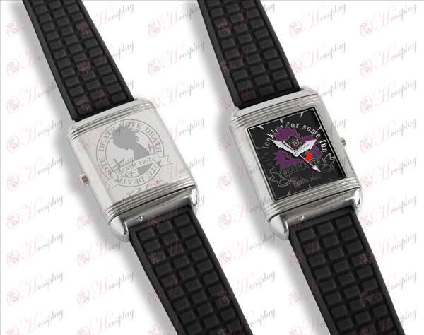 Dual literally flip watch (Death Note Accessories)