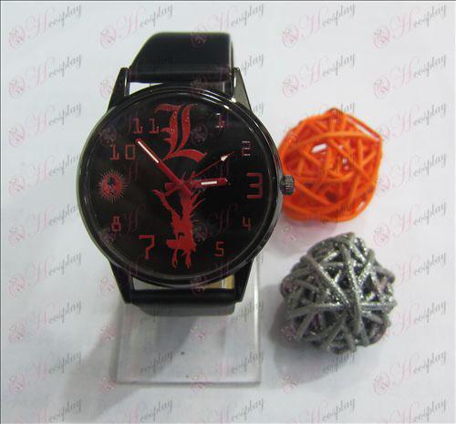 Death Note Accesorios caramelo relojes serie del color
