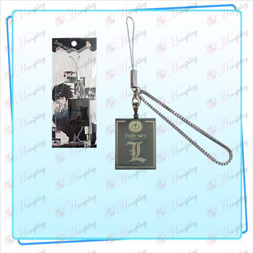 Death Note Tillbehör party licensiering Strap