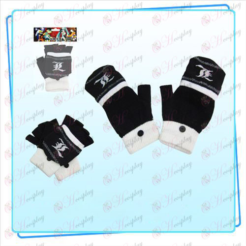 Death Note Accessories Dual Gloves (black) Halloween Accessories Online Store