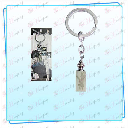 Death Note Accessories weights Keychain Halloween Accessories Online Store