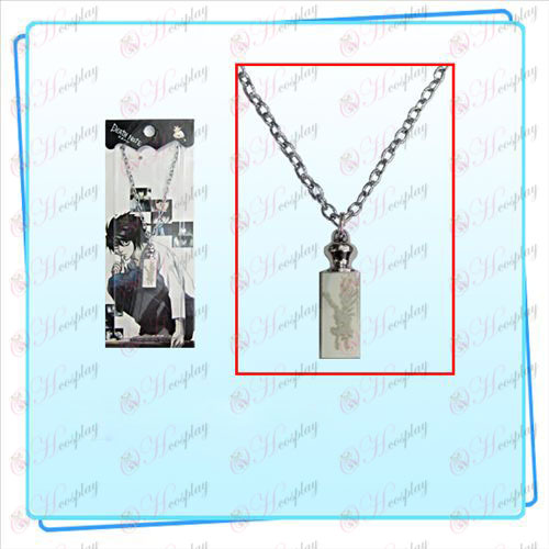Death Note Accessori pesi collana