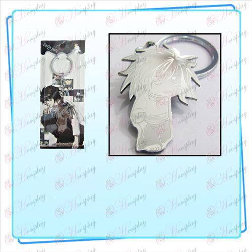 Death Note AccessoriesL figure keychain