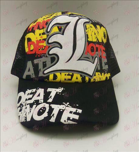 DDeath הערה אבזרים כובעים (L)