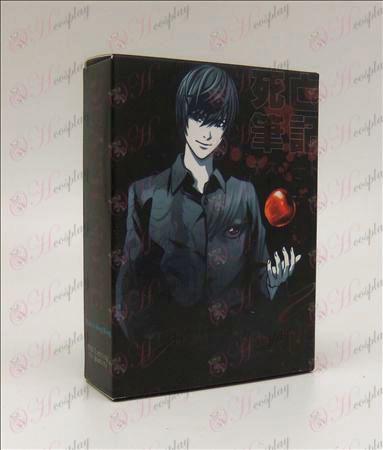 Hardcover udgave af Poker (Death Note Tilbehør)