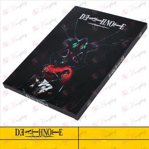 Death Note Tarvikkeet-laatu Apple laptop