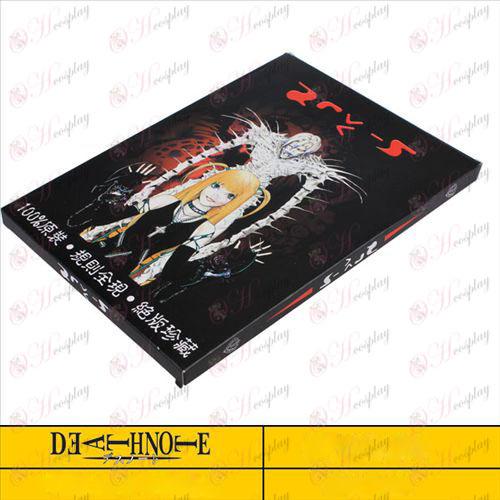 Death Note Accesorios mujeres de la alta calidad el pequeño cuaderno