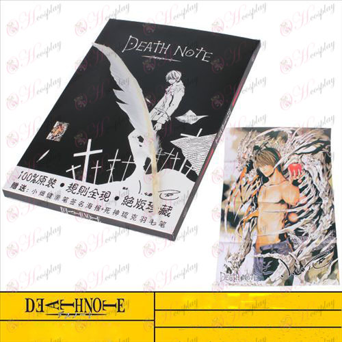 Death Note Accessories high quality men reported the largest notebook plus quill CCLEC