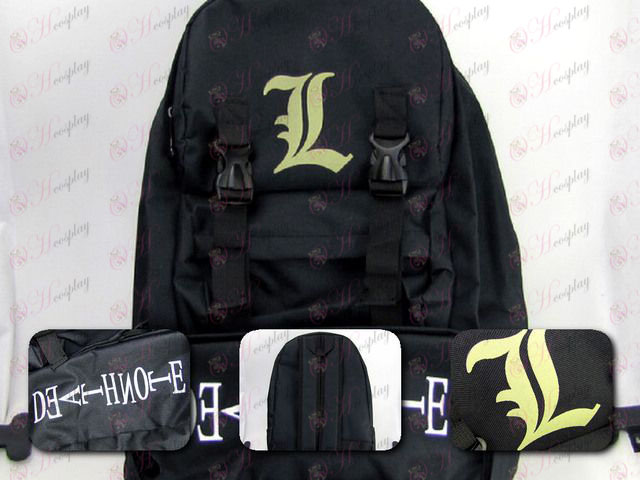 Death Note AccessoriesL Backpack