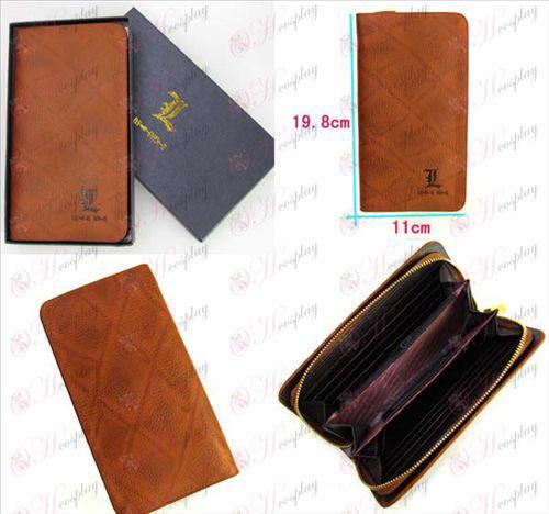 Death Note Аксесоари Wallet
