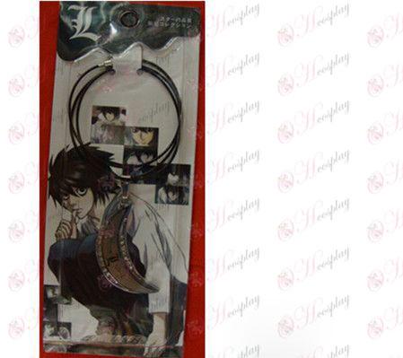 Death Note Zubehör Mond Serie Draht Kette