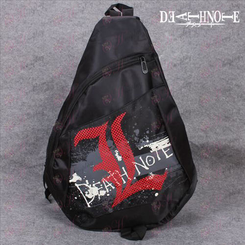 Death Note AccessoriesL Oxford Tuch Dreieck logo Tote