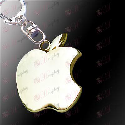 Death Note príslušenstvo jablká závesné spony (Rose Gold)