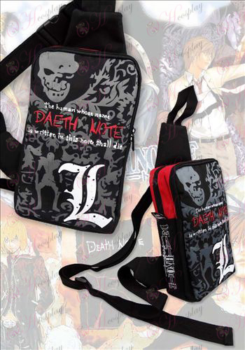 24-127 Borsa a tracolla Death Note Accessori