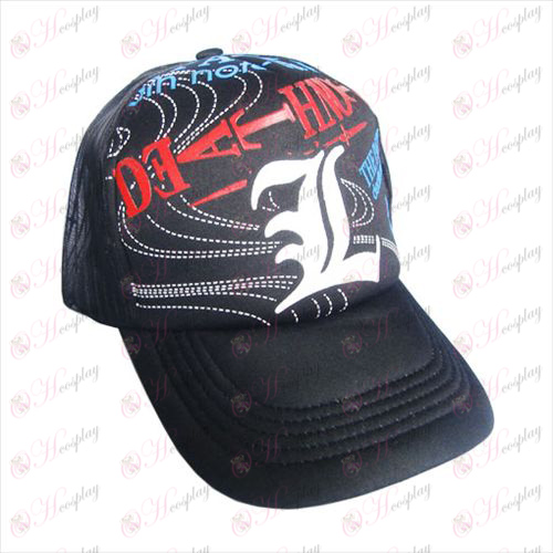High-net cap-Death Note Accessories