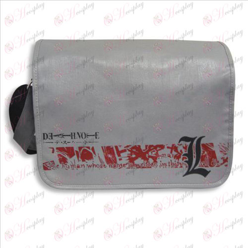 24-125 Messenger Bag Death Note Accessories