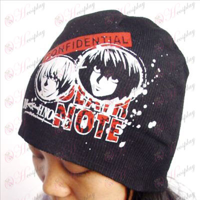 Death Note Tillbehör Winter Hats