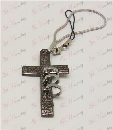Blister Death Note Accessories Ring Strap (small)
