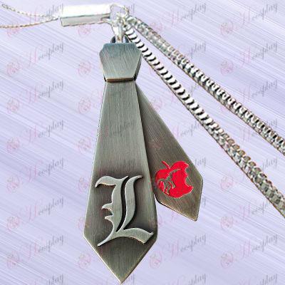 מוות אינו זוכר את מילת שרשרת מכונה עניבה-L (מטלטלין)