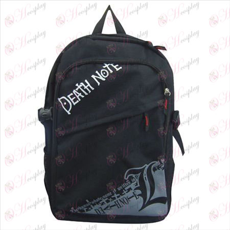 24-115 # Backpack 04 # Death Note AccessoriesLMF1270