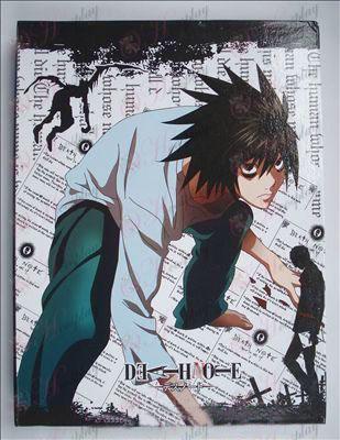 Death Note Accesorios Grandes Compañeros de clase (4 / set)