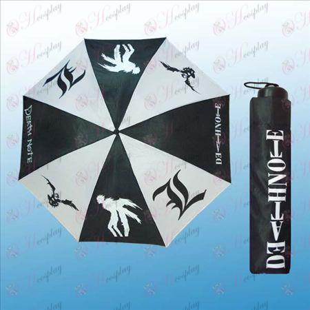 מטריות אבזרים הערה מוות