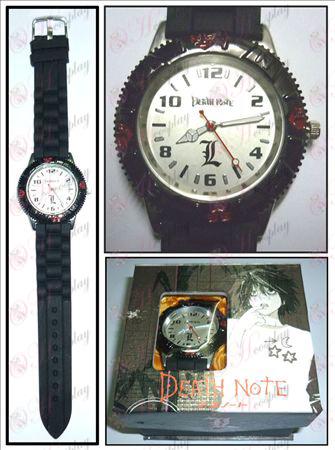 Death Note Αξεσουάρ caike Ρολόγια