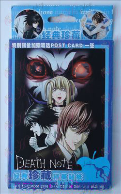 32 Death Note Accessoires Stickers
