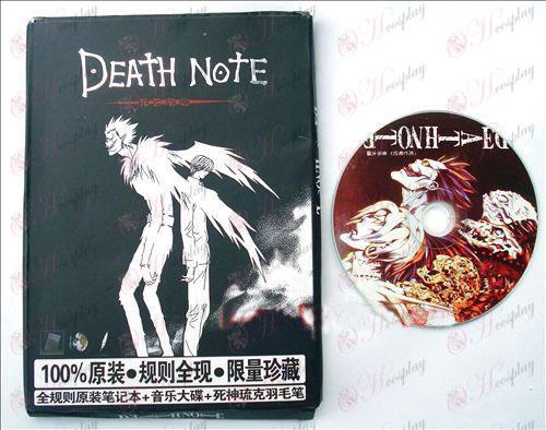 Death Note Acessórios Este pacote