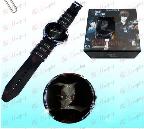 הערה מות אבזריםL שעונים שחורים