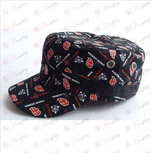 Fasjonable hatter - også kniv (svart)