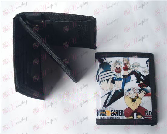 PVCSoul Eater Accessories Wallets