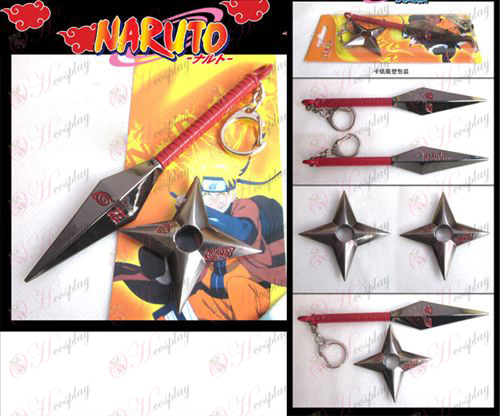 Bitter Ingen + Naruto Shuriken (Blister card)