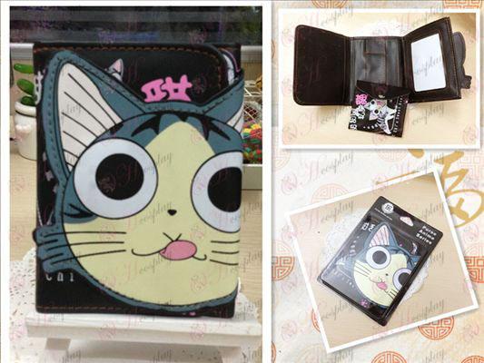 Version sucré portefeuille en vrac Cat AccessoiresQ