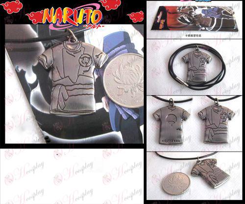 Naruto Sasuke colar de roupas