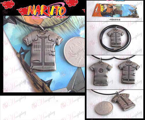Naruto kakashi kläder halsband