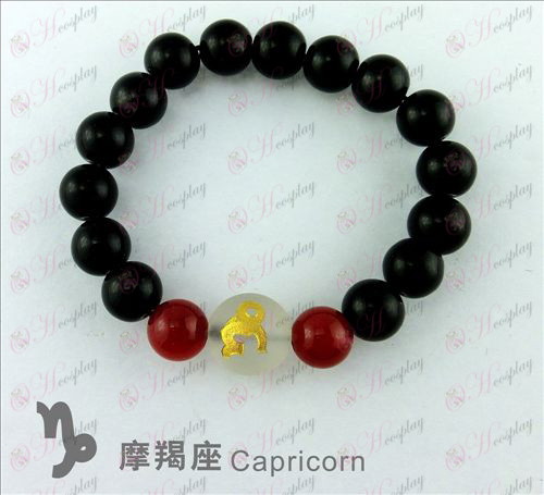 Capricorn Agate Bracelet Halloween Accessories Online Store