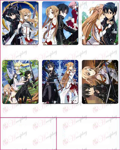 310Sword Online Art Accessori Mouse Pad (6)