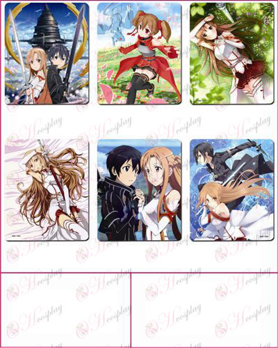 309Sword Art Online Accessories Mouse Pad (6)
