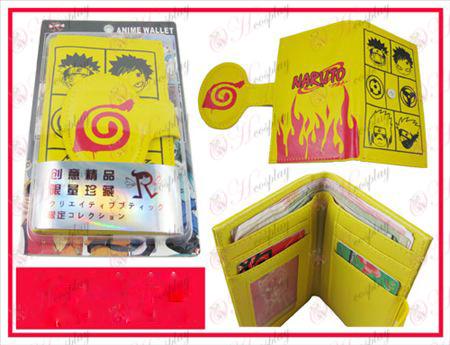 Personlighet Plånbok - Naruto Konoha