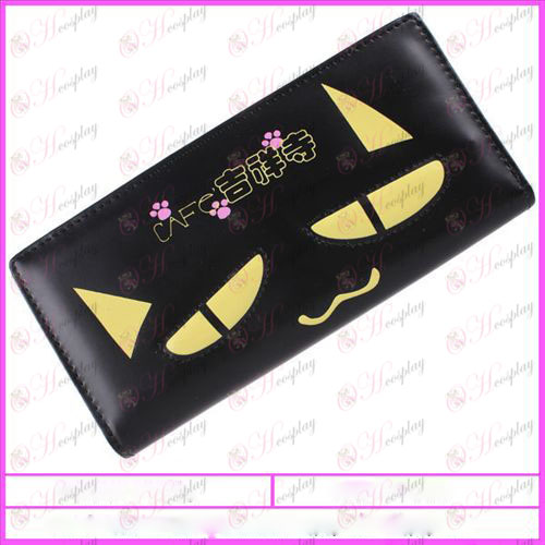 Lucky Cat PVC wallet