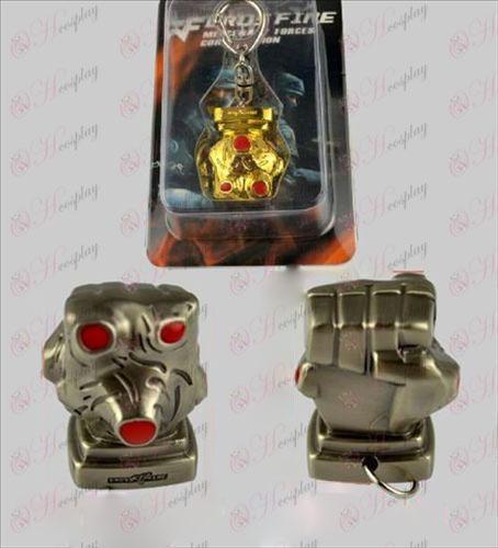 Titan Iron Fist (Guld)