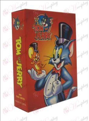 Hardcover edition of Poker (Tom and Jerry)