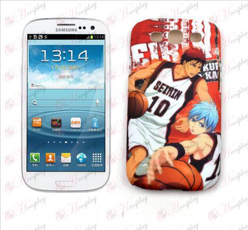 סמסונג I9300 טלפון סלולרי פגז - Kuroko כדורסל 16